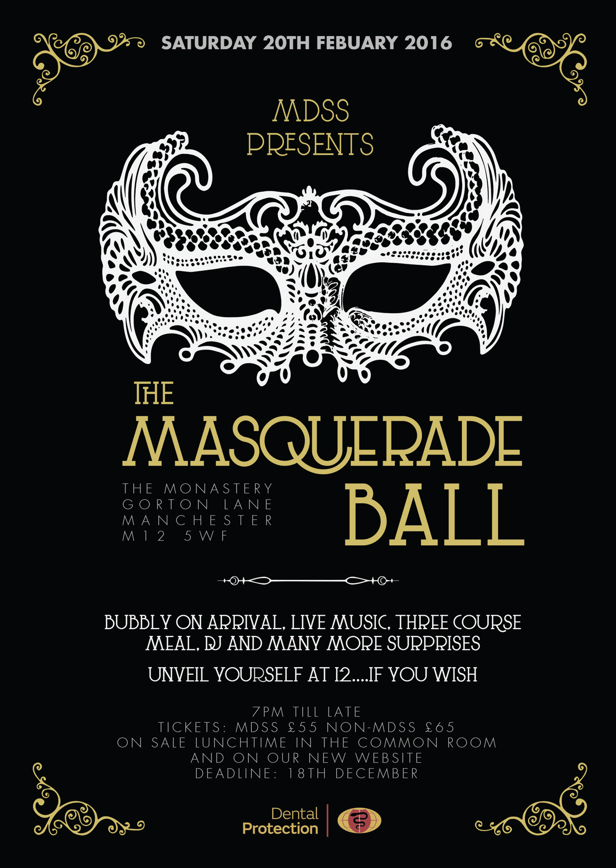 The Masquerade Ball 2016